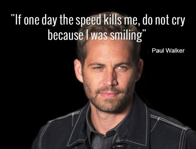 Paul Walker dies in a car crash @TheRoyaleIndia