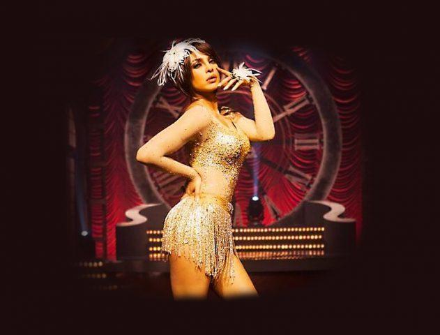 Priyanka Chopra does cabaret for Gunday film @royaleindia