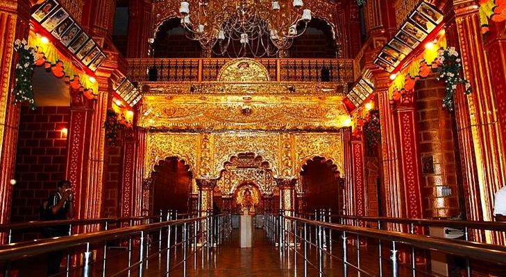 Saibaba Temple- Shirdi (Nashik) @TheRoyaleIndia