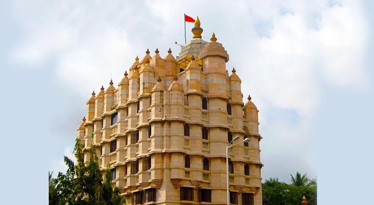 Siddhivinayak Temple - Mumbai @TheRoyaleIndia