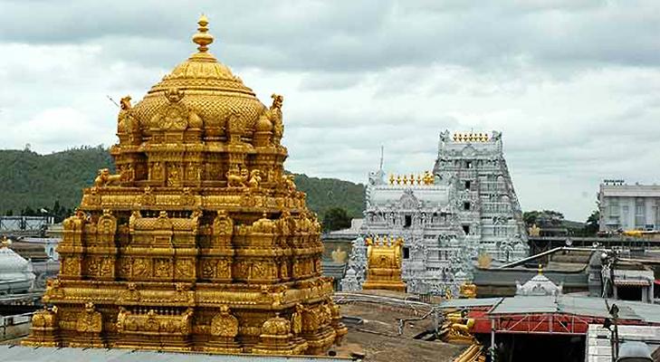 Tirumala Tirupati Venkateswara Temple @TheRoyaleIndia
