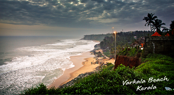 Varkala Beach,Kerala @theroyaleindia