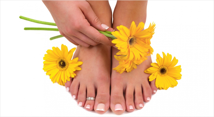 Winter Care for Feet @TheRoyaleIndia