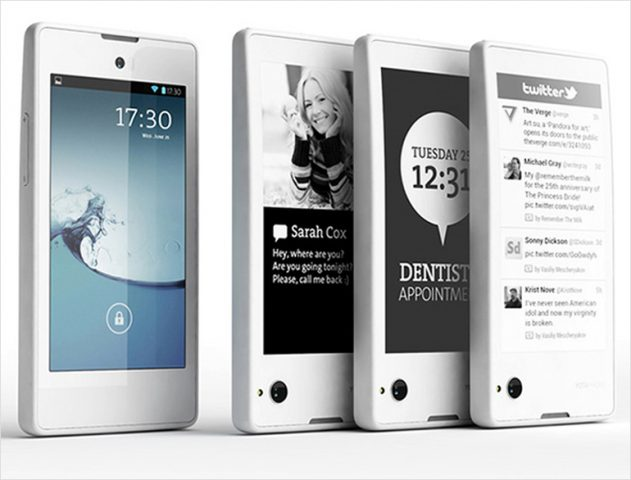 YotaPhone - A Brand New Dual-Screen SmartPhone @TheRoyaleIndia