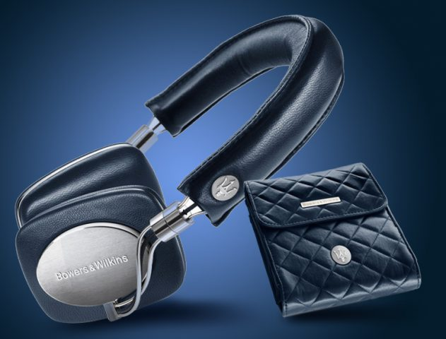 Bowers and Wilkins Limited Edition Headphones @TheRoyaleIndia