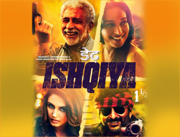 Dedh Ishiqiya film review @TheRoyaleIndia