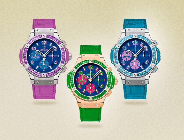 Hublot Big Bang Pop Art Collection @TheRoyaleIndia