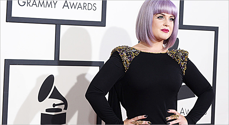 Kelly Osbourne at Grammy 2014 @TheRoyaleIndia