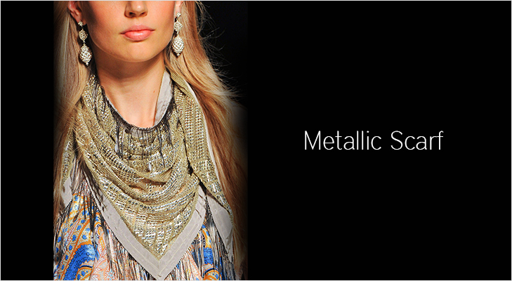 Scarves are women's best friend in 2014 @TheRoyaleIndia
