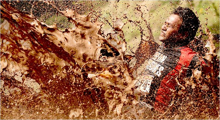 Mud Rush Pune @TheRoyaleIndia