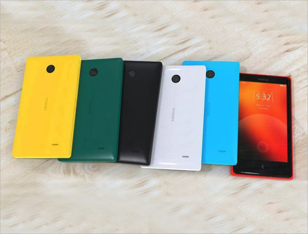 Nokia Normandy Colors @TheRoyaleIndia