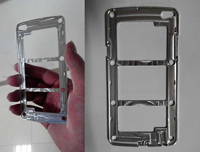 Samsung Galaxy S5 Metal Frame @TheRoyaleIndia