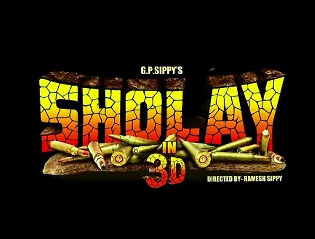 Sholay 3D Movie Must Watch @TheRoyaleIndia