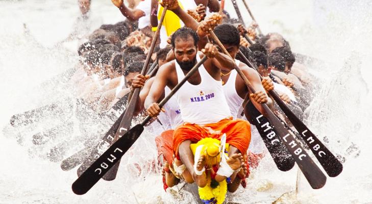 Snake Boat Race Festival Kerala @TheRoyaleIndia