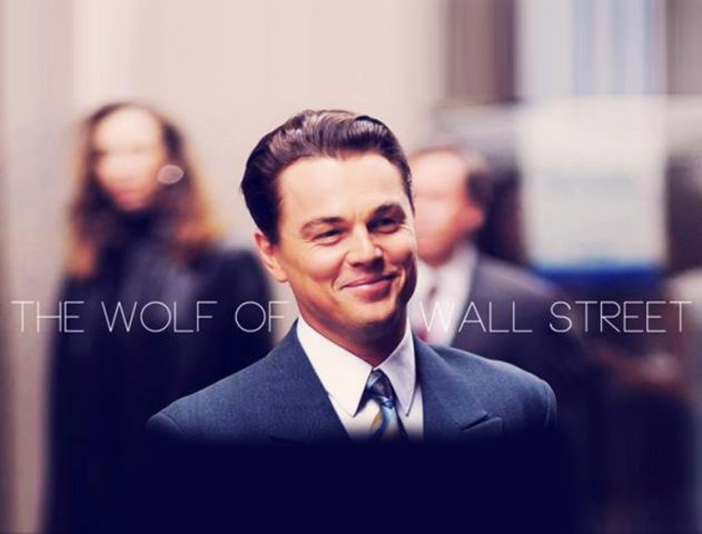 The Wolf of Wall Street @theroyale