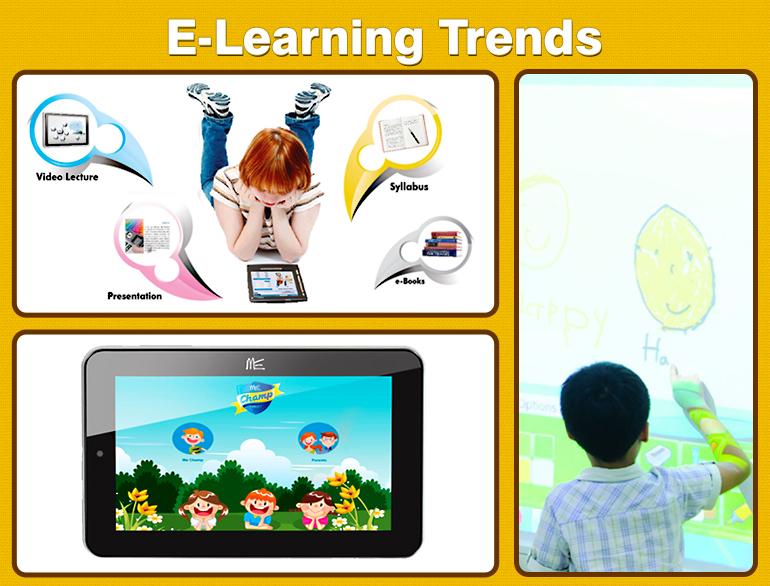 E- Learning Technology @TheRoyaleIndia