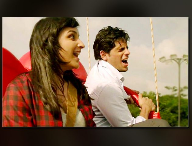 Hasee Toh Phasee: Smile to be Snared @TheRoyaleIndia