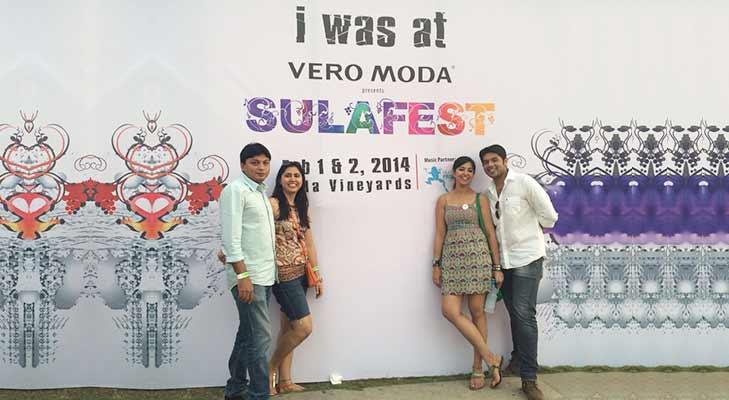 Sula Fest @TheRoyaleIndia
