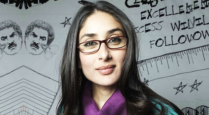 Rectangular frames for Kareena Kapoor's Square shaped face @TheRoyaleIndia