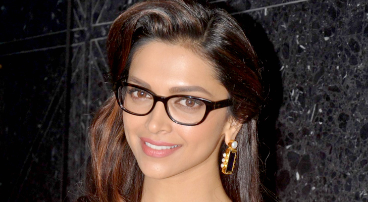 Round frame for Deepika Padukone's Heart shaped face @TheRoyaleIndia