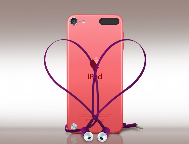 Ipod A perfect valentine gift @TheRoyaleIndia