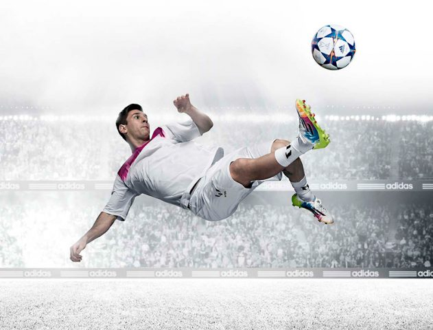 Adidas unveils special edition F50 boots to commemorate Messi's goal record @TheRoyaleIndia