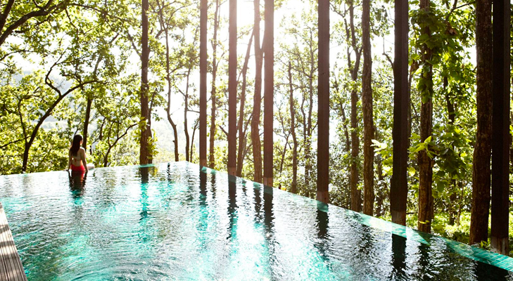 Experience Serenity at Ananda in the Himalayas @TheRoyaleIndia