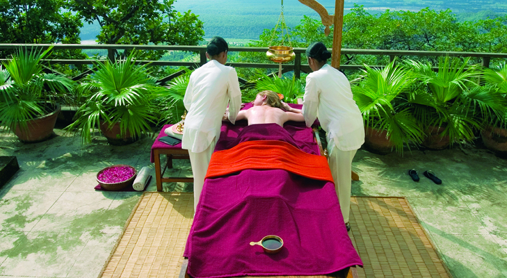 Rejuvenate at Ananda in the Himalayas @TheRoyaleIndia