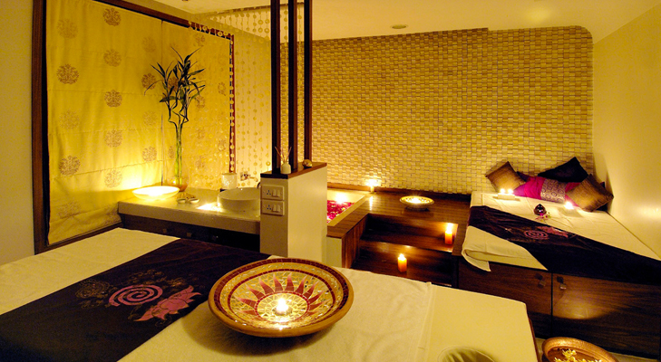 Antara Spa @TheRoyaleIndia