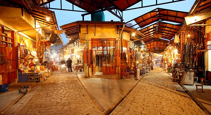 Bakircilar Carsisi for Spices at Ankara Turkey @TheRoyaleIndia