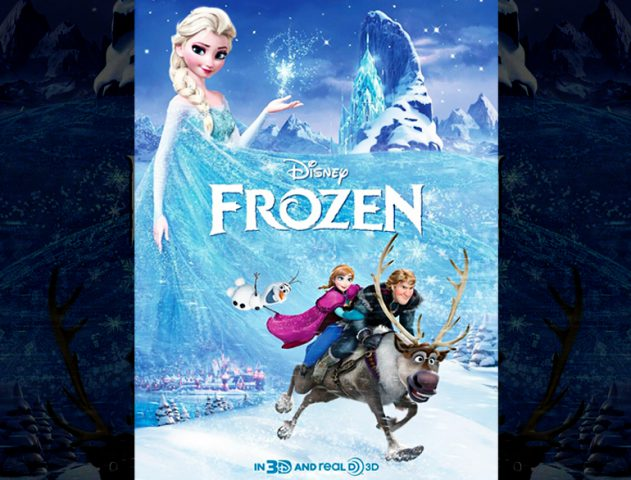Frozen The Best animated Movie 2014 @TheRoyaleIndia