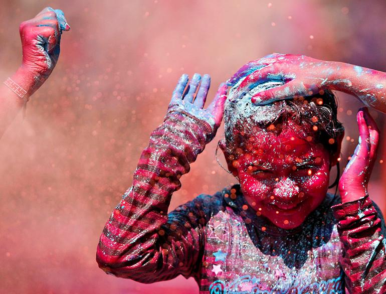 Holi : The various shades of celebrating goodness @TheRoyaleIndia