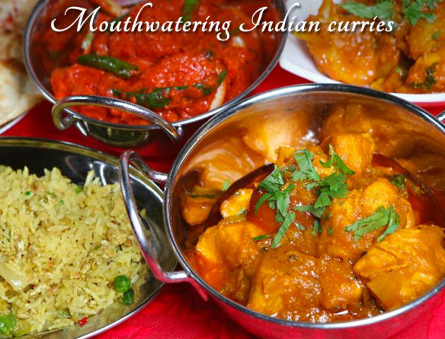 Indian Curries @TheRoyaleIndia