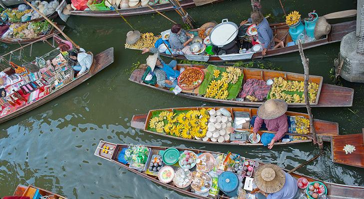 Spice Souvenir from Khlong Lat Mayom Bangkok Thailand @TheRoyaleIndia