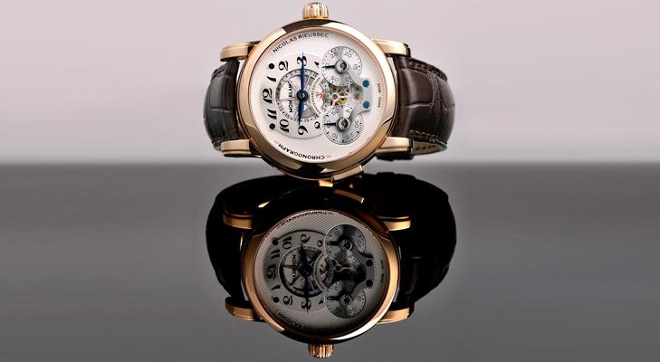 montblanc nicolas rieussec chronograph automatic @TheRoyaleIndia