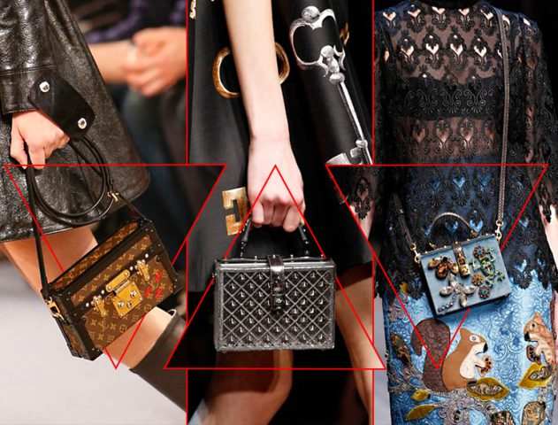 Miniature Trunk-Petite Malle Bag collection from Louis Vuitton @theRoyaleIndia