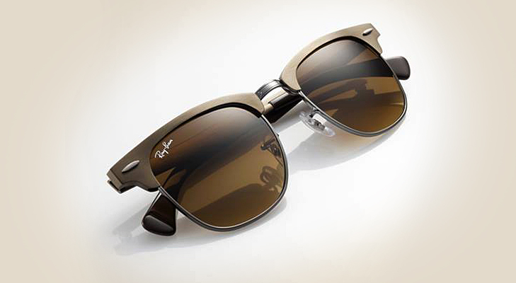 Ray-Ban clubmaster sunglasses @TheRoyaleIndia
