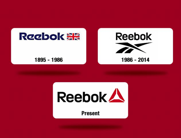 Reebok has changed from Vector to Delta @TheRoyaleIndia