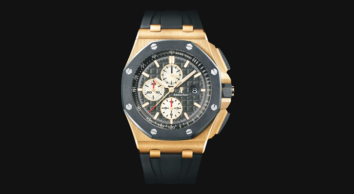 royal oak offshore chronograph @TheRoyaleIndia