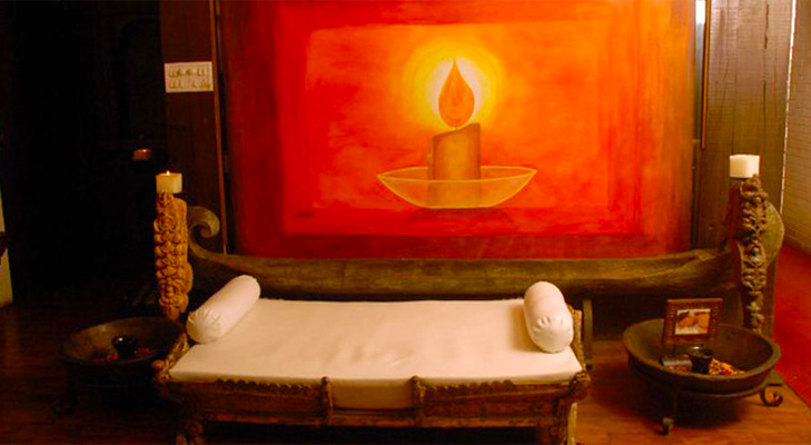 Rudra Spa @TheRoyaleIndia