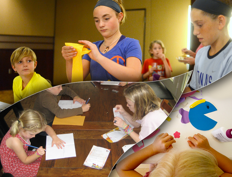 Keep your kids occupied with these cool activities during their Summer Break @TheRoyaleIndia