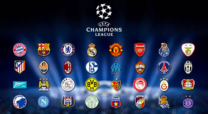 UEFA Champions League 2014 @TheRoyaleIndia