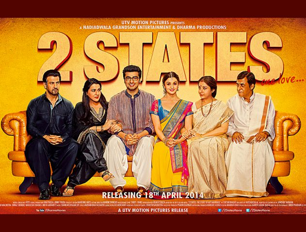 2 state movie review @TheRoyaleIndia
