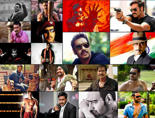 ajay devgan birthday @TheRoyaleIndia