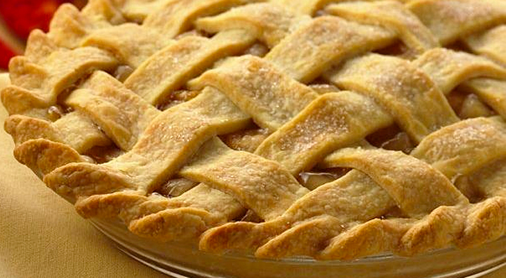 applesauce pie @TheRoyaleIndia