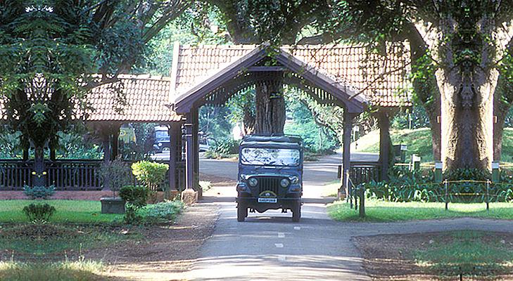 entrance of nagarhole sanctuary @TheRoyaleIndia