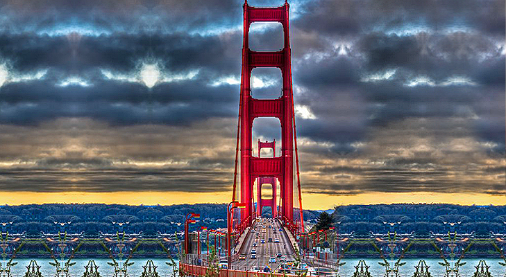 Golden Gate at San Francisco - Must Visit @theRoyaleIndia