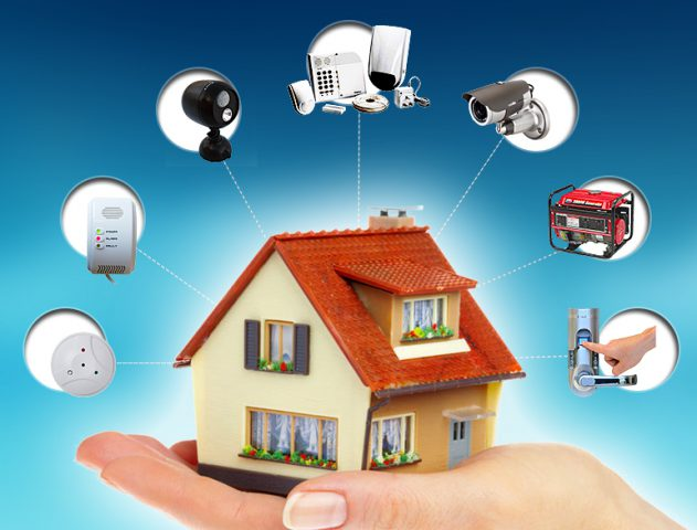 home security systems @TheRoyaleIndia