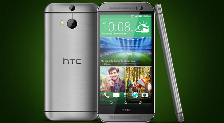 HTC One M8 @TheRoyaleIndia