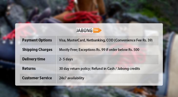 Jabong @TheRoyaleIndia